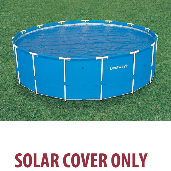 Solar Cover For Bestway Above Ground Frame Swimming Pool 12ft 366cm