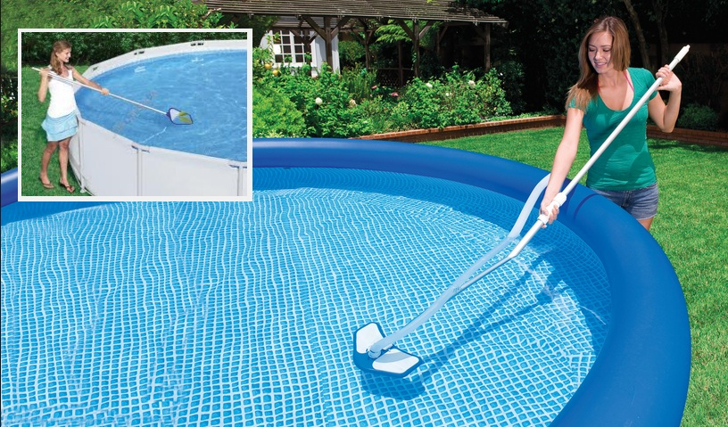 Above Ground Pool Cleaning Service : Bestway aquaclean above ground pool cleaner maintenance
