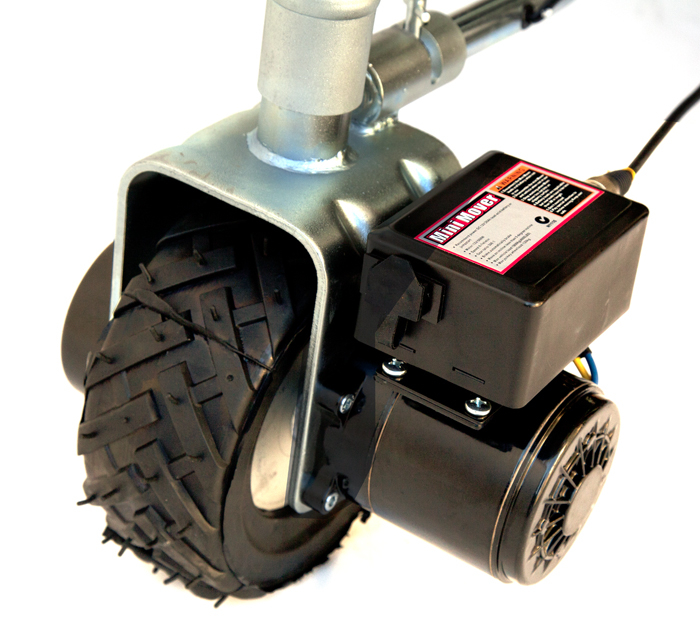 1800kg Electric Motorised Trailer Jockey Wheel Mover 12v