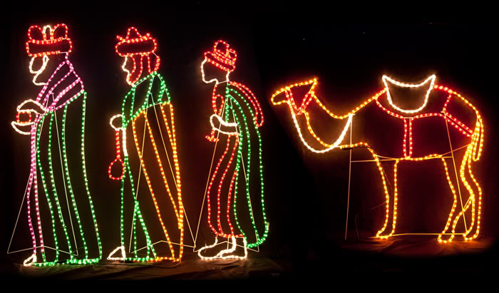 Wise mens camel led christmas motif rope light nativity ebay camel light to compelte your nativity display size 125cmh x 95cmw outdoor or indoor use metal frame construction foldable design aloadofball Image collections